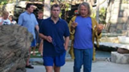 El Príncipe Andrés visitó al magnate Peter Nygard en su lujosa finca en las Bahamas en 2000