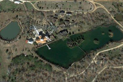 (Foto: Google Earth/ vía Univision)