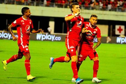 El América de Cali es el actual campeón del fútbol colombiano.