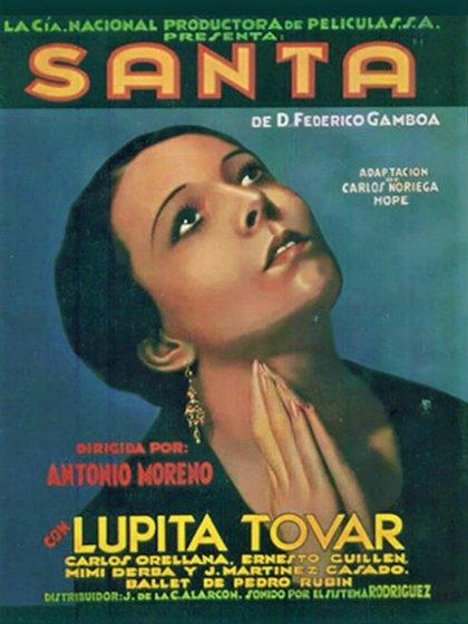 """Lupita no pudo estar presente el día de la premiere de """"Santa"""": se encontraba en Estados Unidos filmando """"Robinson Crusoe""""(Foto: Archivo)"""