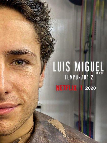 Recientemente, Juanpa Zurita dio un adelanto de cómo se verá en la segunda temporada de la serie (Foto: Netflix)