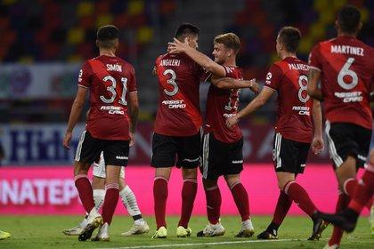 River le ganó el viernes por la noche a Central Córdoba de Santiago del Estero por 5-0