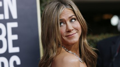 77th Golden Globe Awards - Arrivals - Beverly Hills, California, U.S., January 5, 2020 - Jennifer Aniston. REUTERS/Mario Anzuoni