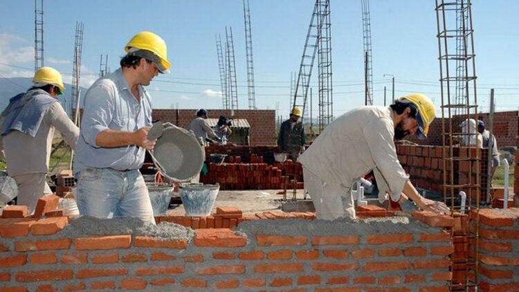 La crisis en el mercado inmobiliario se tradujo en menor impulso de la construcción de viviendas