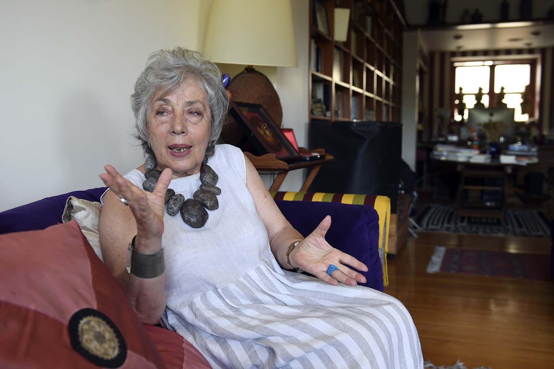 Norma Morandini (Maximiliano Luna)