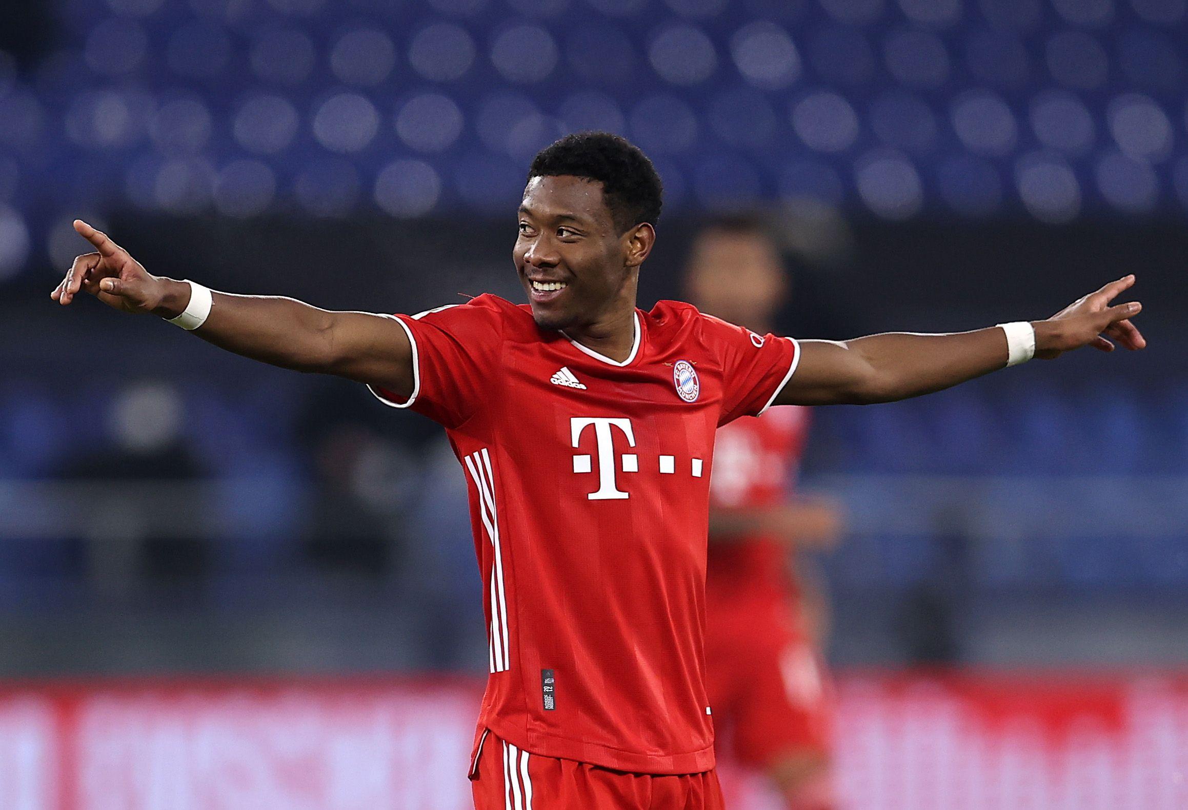 David Alaba se marchará del Bayern Múnich tras 13 años en el club (foto: EFE)
