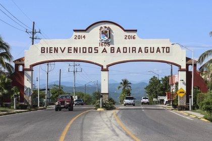 La ciudad de Badiraguato, Sinaloa, donde creció uno de los capos más peligrosos del mundo (Foto: Cuartoscuro)