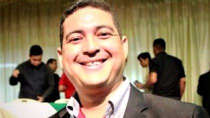 El Pastor Manuel Sangronis, director General de la Convención Nacional Bautista Venezuela