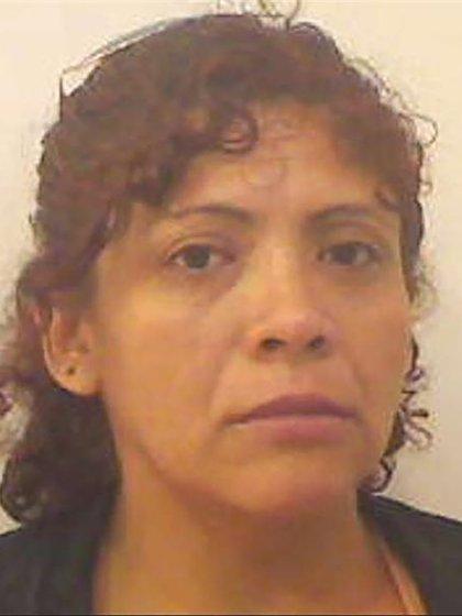 La enfermera Patricia Mabel López