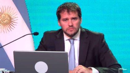 Federico Bernal, interventor del Enargas