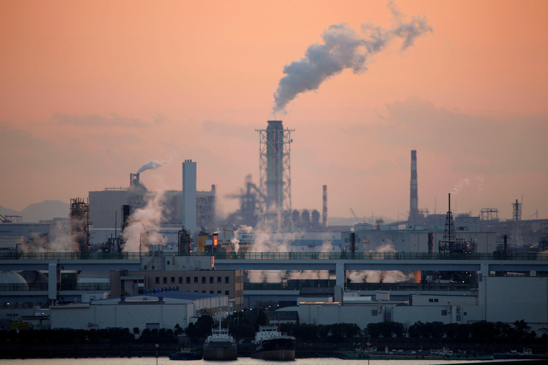 Los niveles de contaminación ambiental volvieron a la época previa al surgimiento del virus - REUTERS/Stringer