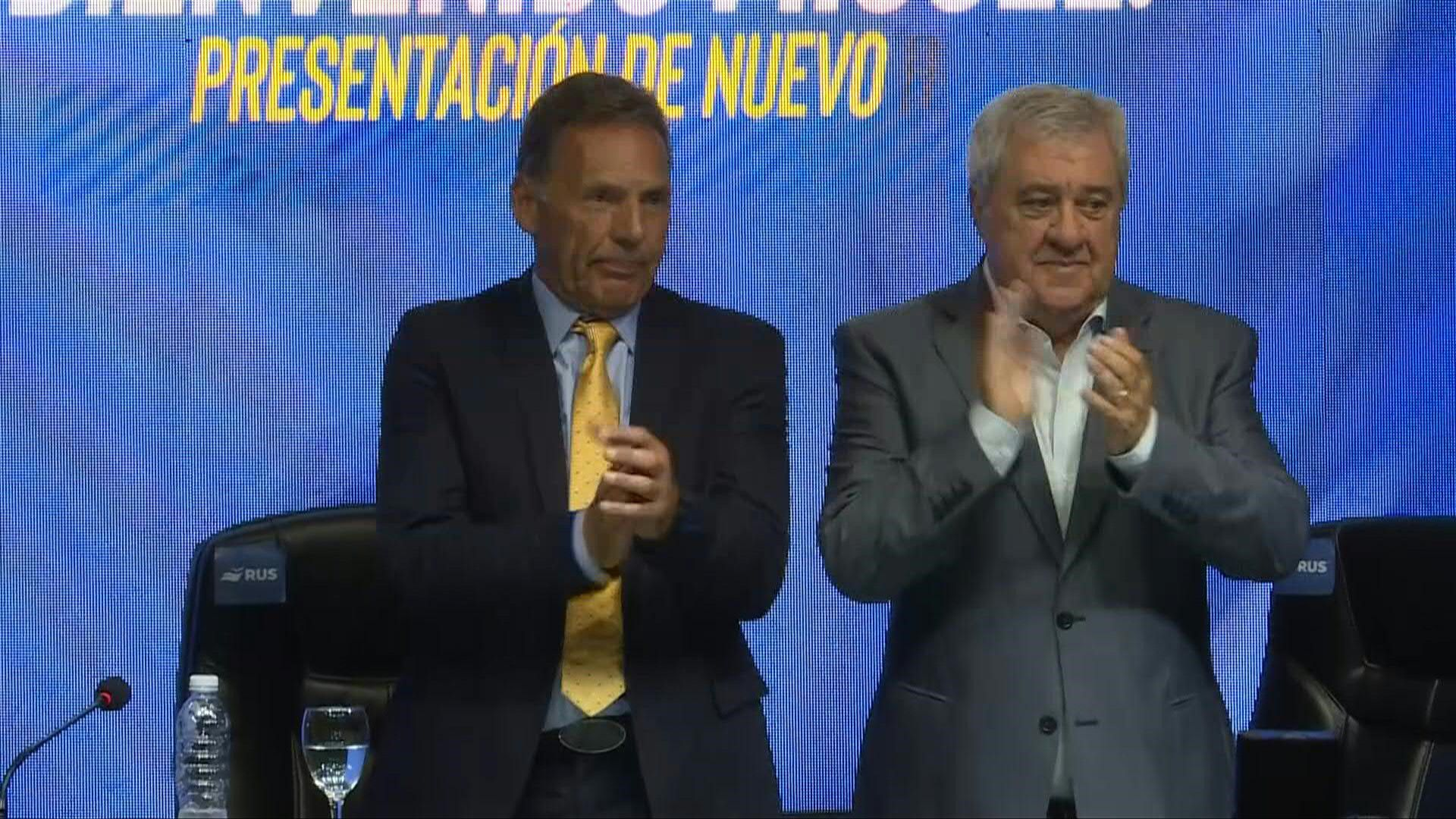Ameal ponderó la figura de Miguel Russo ante la de Gallardo