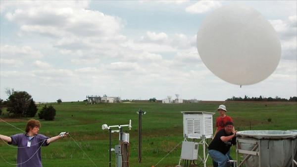 Los científicos utilizarán globos aerostáticos para estudiar el clima