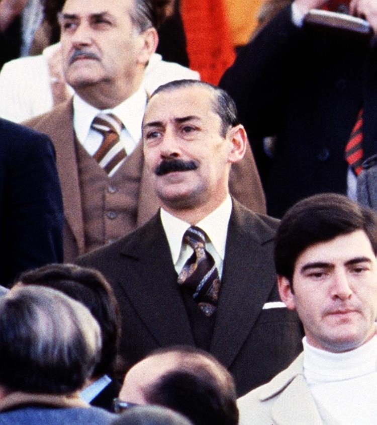 Videla en 1978: ¿cuál fue su papel durante la primera Copa del Mundo obtenida por Argentina? (Foto Colorsport/Shutterstock)