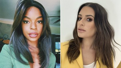 Samantha Marie Ware acusó de racista a Lea Michele