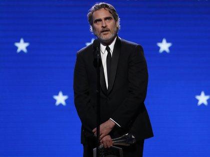 Joaquin Phoenix (Reuters/ Mario Anzuoni)