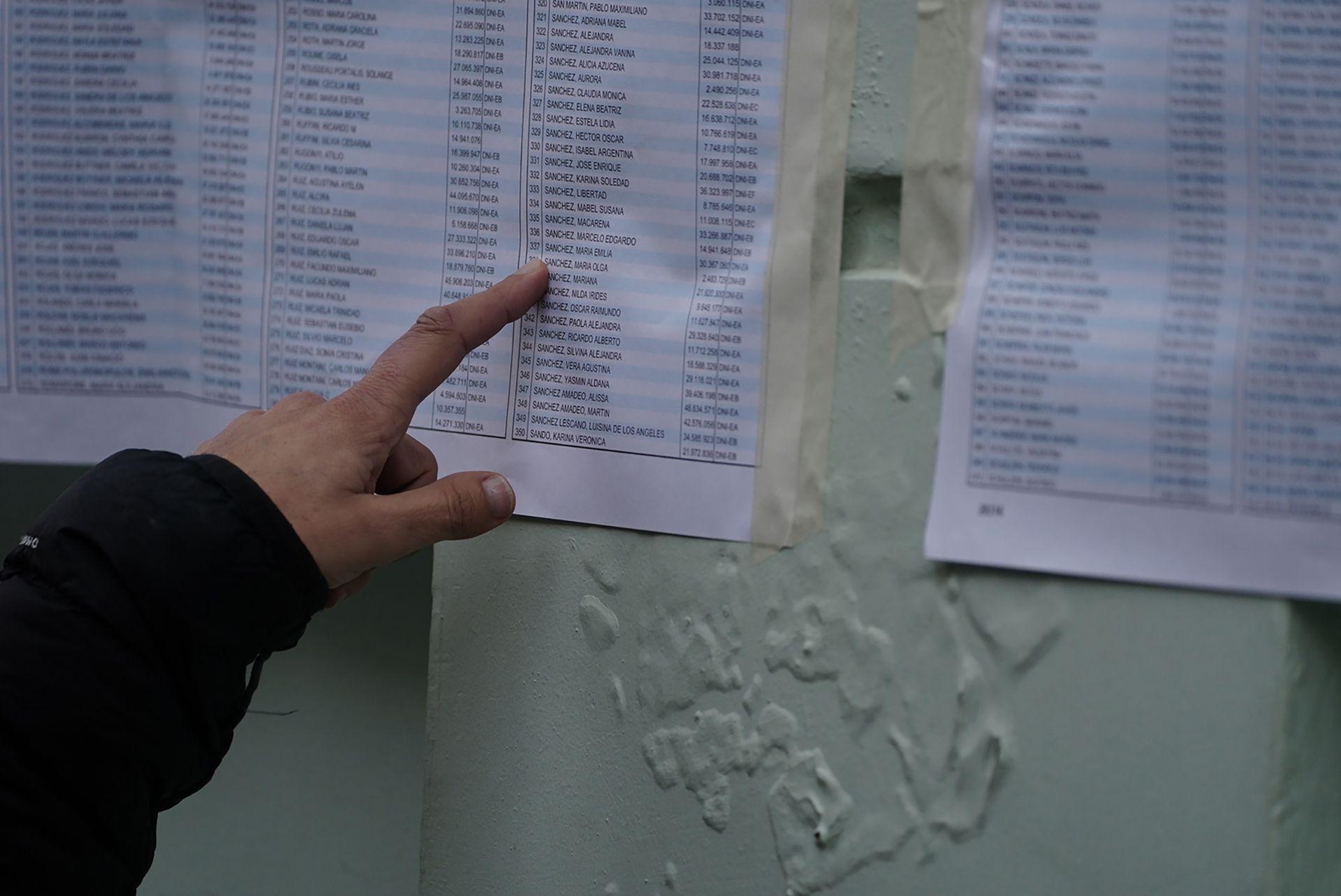 Votaciones PASO 2021 - Gente votando - Argentina - San Fernando Provincia de Buenos Aires