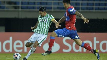 Con dos goles de ventaja, Atlético Nacional derrota a Universidad Católica en Pereira