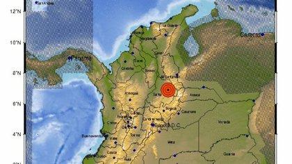 Foto: Servicio Geológico