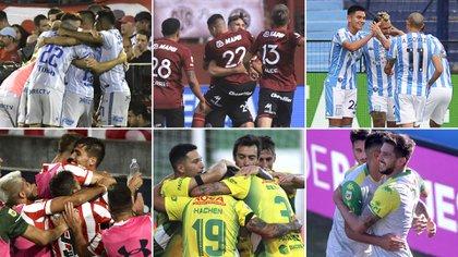 Godoy Cruz-Estudiantes, Lanús-Defensa y Justicia et Racing contre Aldosivi, matchs de samedi