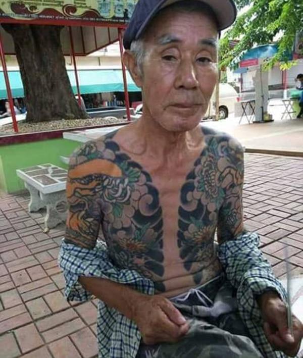 Cae ex jefe Yakuza por foto en Facebook