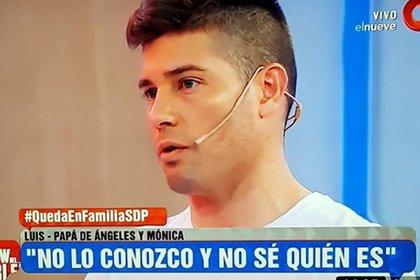 Leo Alturria en El show del problema (Instagram)