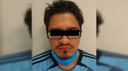 Detuvieron a hombre que transportaba un cuerpo desmembrado en Naucalpan (Foto: Twitter @SS_Edomex)