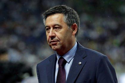 Josep Maria Bartomeu fue arrestado por el escándalo (EFE)