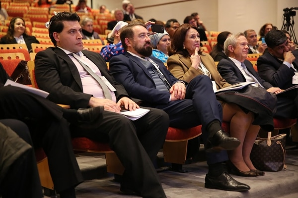 (Foto: Prensa del Congreso Mundial Intercultural e Interreligioso)