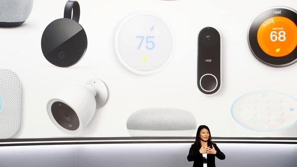 Yoky Matsuoka, directora de Tecnología de Nest, dio novedades sobre la integración con los productos de Google (Reuters)