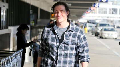 Brendan Fraser (Foto: Grosby Group)