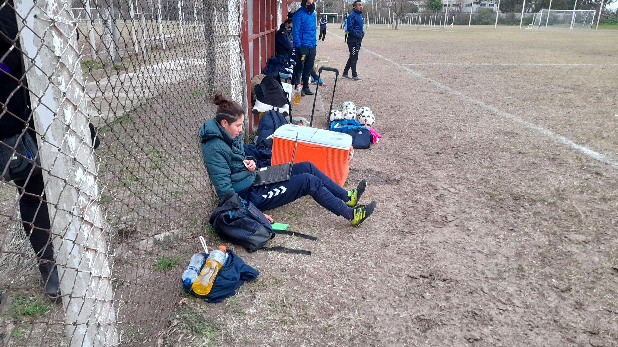 Daniela Palma Quilmes fútbol femenino