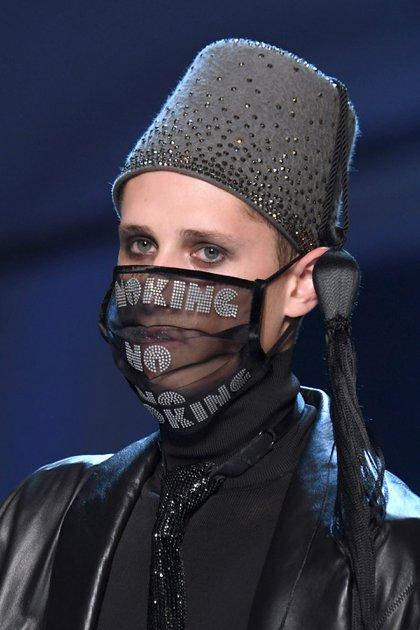El francés se destaca por sus diseños extravagantes (AFP)