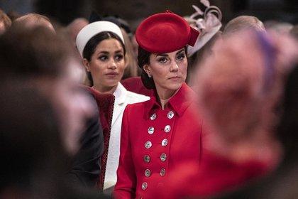 Meghan Markle y Harry confirmaron que no trabajarán más con William y Kate Middleton