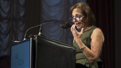 Susan Segal, titular de AS/COA (Adrián Escandar)