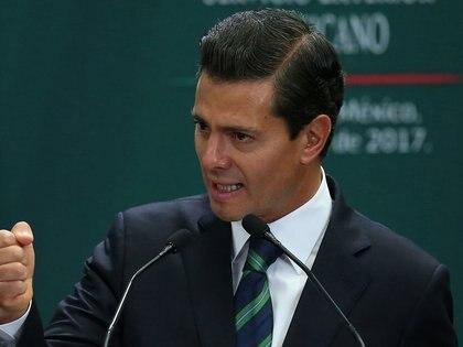 17/05/2017 Enrique Peña Nieto, presidente de MéxicoPOLITICA CENTROAMÉRICA MÉXICO INTERNACIONALEDGARD GARRIDO