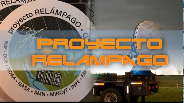 El logo del nuevo proyecto internacional sobre clima extremo