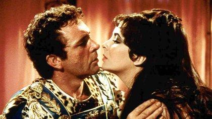 """El rodaje de """"Cleopatra"""" los unió (Shutterstock)"""