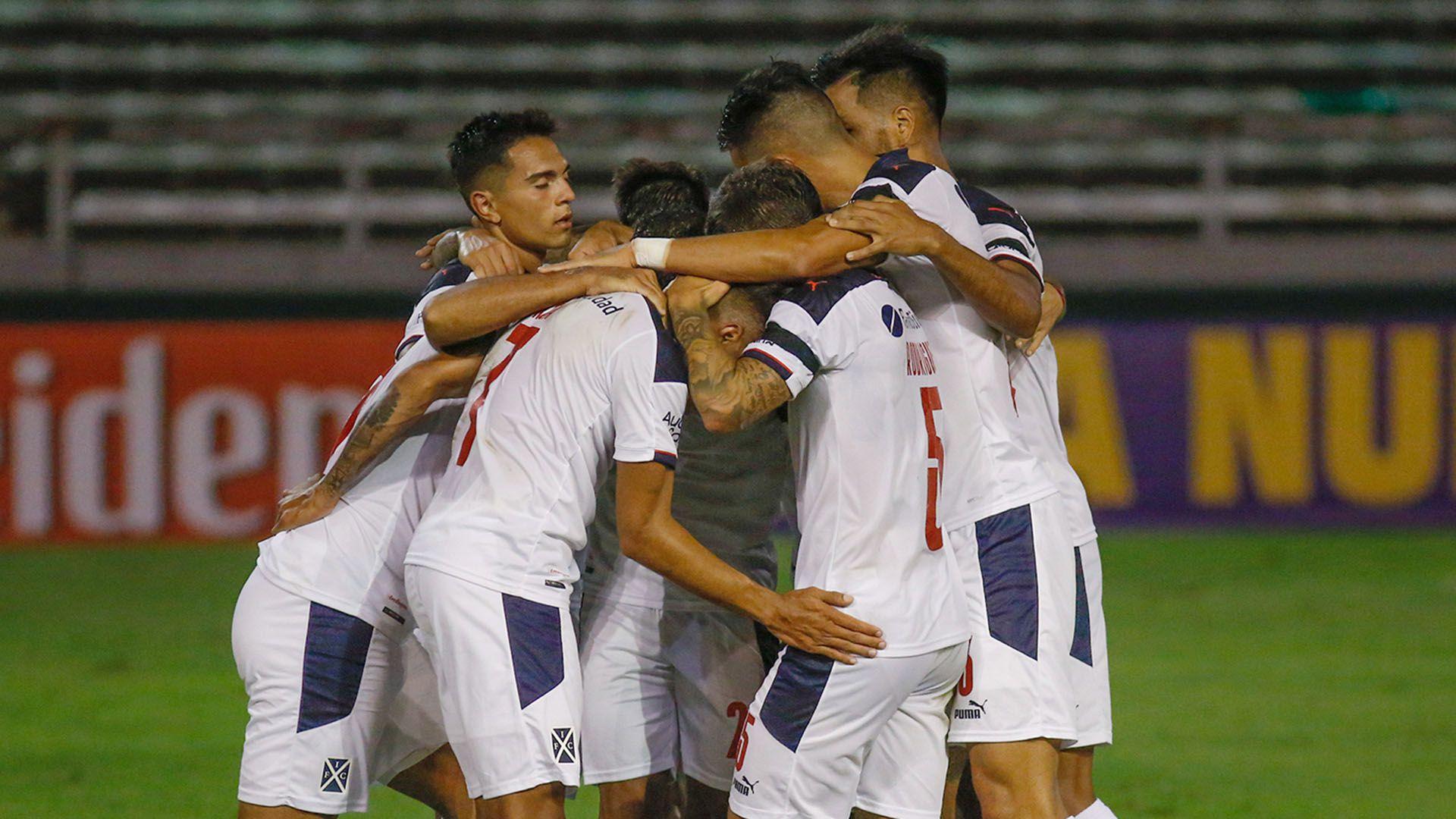 Independiente y Villa Mitre de Bahia Blanca Copa Argentina