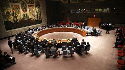 Consejo de Seguridad de la ONU (Getty Images)