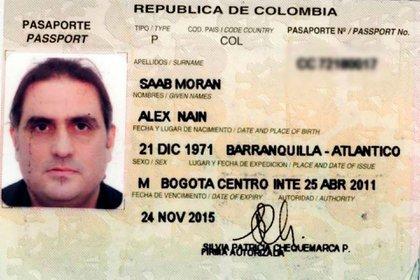 Alex Saab es un empresario colombiano de origen libanés