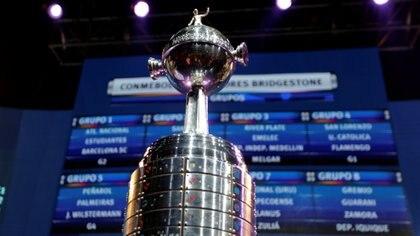 Copa Libertadores (el trofeo)