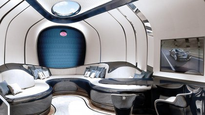 El interior del Niniette 66 recoge los detalles más extraordinarios