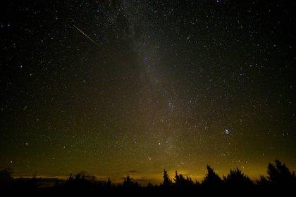 E l cometa Swift-Tuttle origina la esperada lluvia de meteoros de las Perseidas (Foto: NASA/Bill Ingalls)