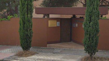 Embajada de Corea del Norte en Madrid. Allí un grupo de inteligencia irrumpió para llevarse ordenadores