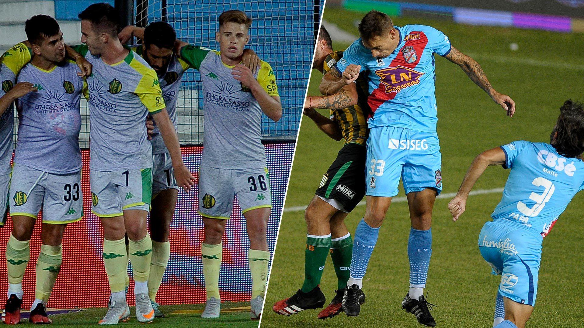 previa Aldosivi-Arsenal,Defensa y Justicia-Patronato y Argentinos-Vélez