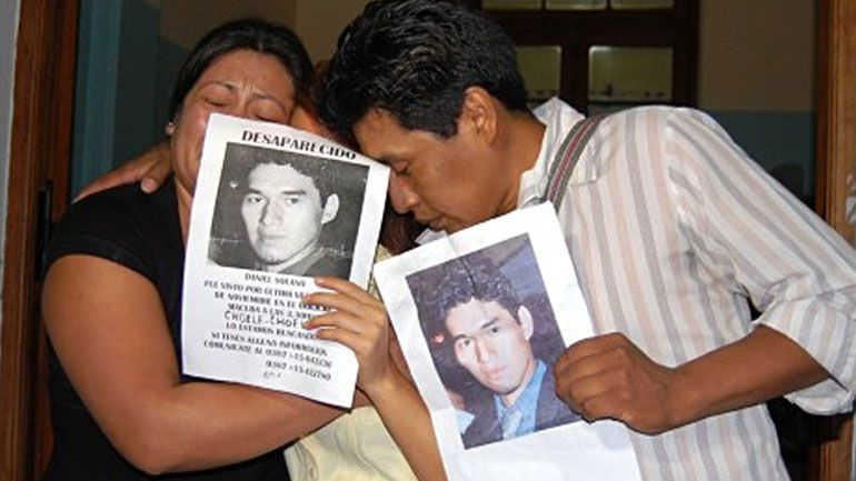 Uno de los abogados de la familia Castro teme que la causa se convierta en algo similar al caso Daniel Solano, quien fue visto por última vez en 2011 cuando fue detenido por la Policía de Río Negro y todavía permanece desaparecido
