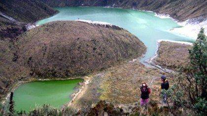 Laguna Túquerres. Foto: Wikimedia Commons / @BernardoAndradeTapia
