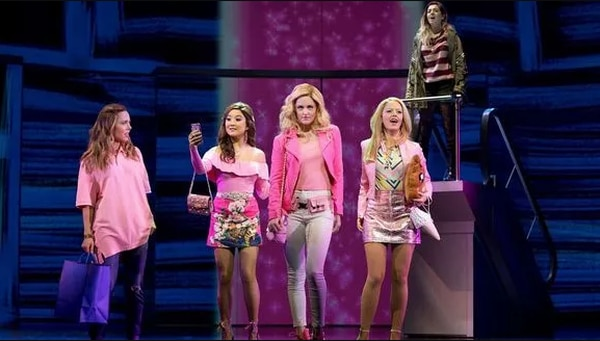 El musical Mean Girls obtuvo 12 nominaciones a los premios Tony 2018
