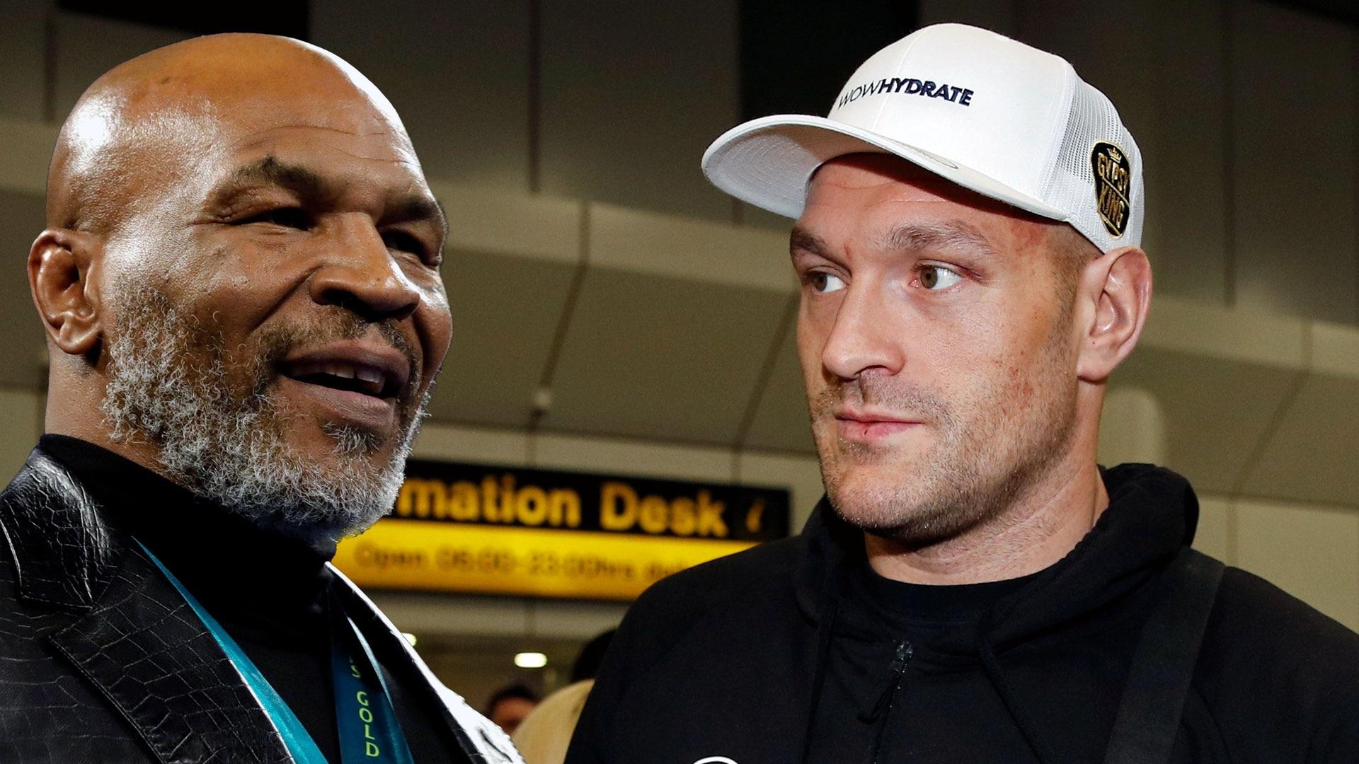 Furor por la vuelta de Mike Tyson: de su radical cambio físico a la frase de Tyson Fury que revolucionó al mundo del boxeo - Infobae